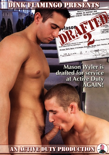 Drafted 2 Cover Front