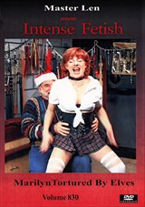 Intense Fetish 830:  Marilyn Punished By Elves