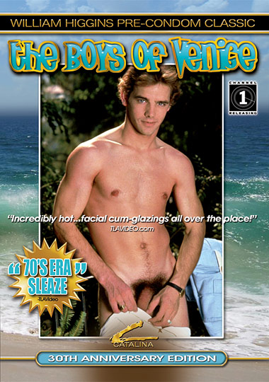 The Boys of Venice Cover Front