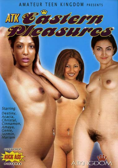 ATK Eastern Pleasures cover