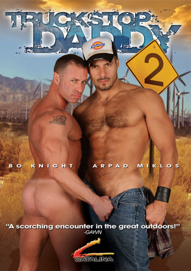 Truckstop Daddy 2 Cover Front