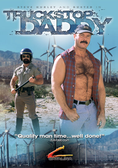 Truckstop Daddy 1 Cover Front