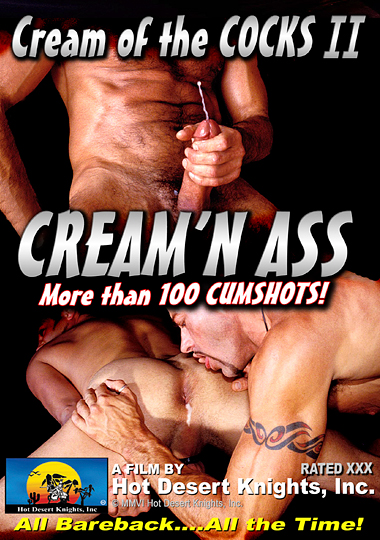 Cream Of The Cocks 2: Cream'n Ass cover