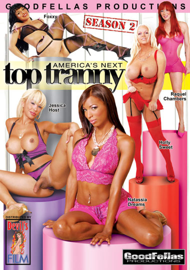 America's Next Top Tranny Season 2 cover
