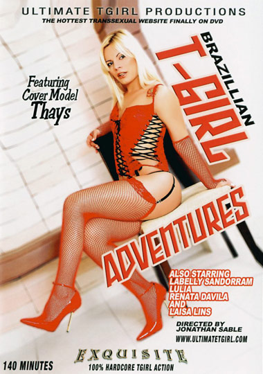 Brazillian T-Girl Adventures (2008)
