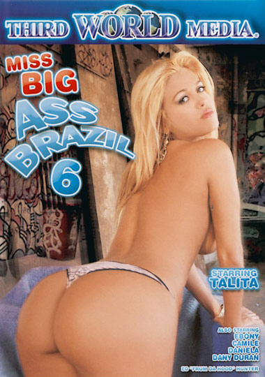 Miss Big Ass Brazil 6 cover
