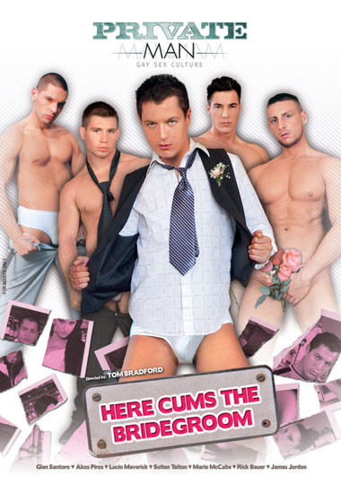 Here Cums the Bridegroom Cover Front