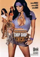 Brad Armstrong's Chop Shop Chicas