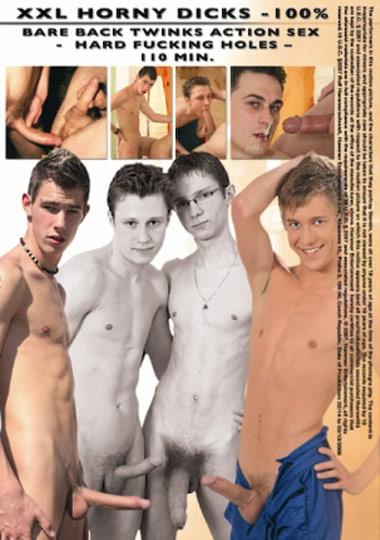Bare Huge Dicks 02 Cover Back