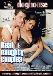 Real Naughty Couples cover