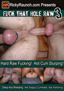 Fuck That Hole Raw 3 cover