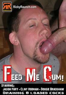 Feed Me Cum cover