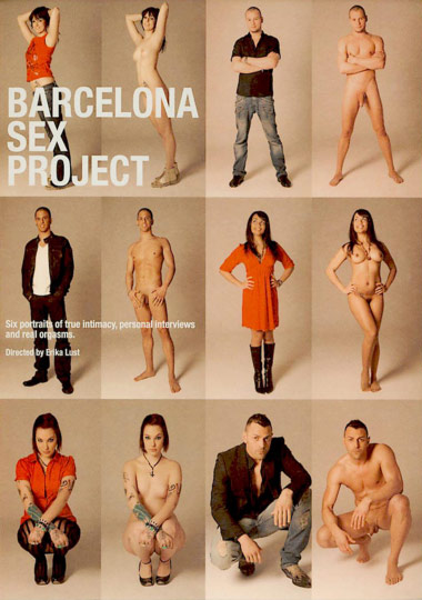 Barcelona Sex Project cover