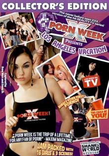 Porn Week: Los Angeles Vacation cover
