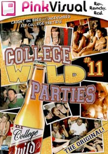 College Wild Parties 11 cover