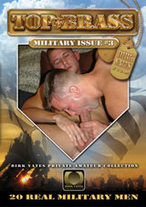 Top Brass Military Issue 3