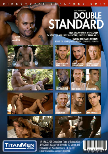 Double Standard Cover Front