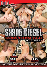 Shane Diesel Fucks Them All 7 Part 2