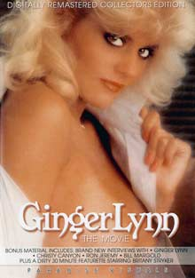 Ginger Lynn The Movie cover