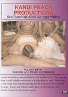 Kandi Peach Productions 91: Sabrina And Kandi Get Banged
