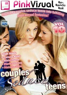 Couples Seduce Teens 10 cover