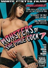 Monsters Of She Male Cock 7