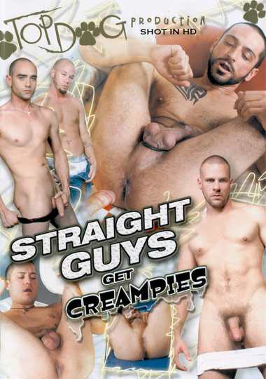 Straight Guys Get Creampies 1 Cover Front
