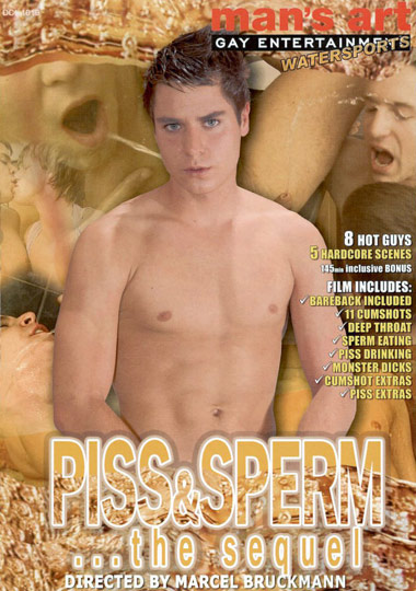 Piss And Sperm: The Sequel cover