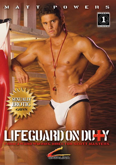 Lifeguard on Duty Cover Front