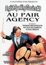 English Spanking Classics 49: Au Pair Agency