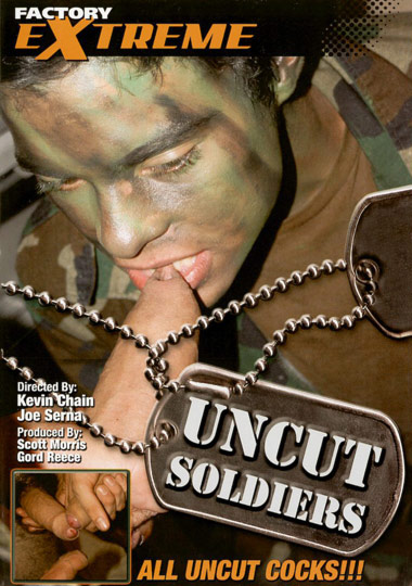 Uncut Soldiers Cover Front