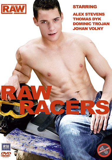 Raw Racers Cover Front