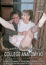Domestic Tickling Series: College Anatomy 3