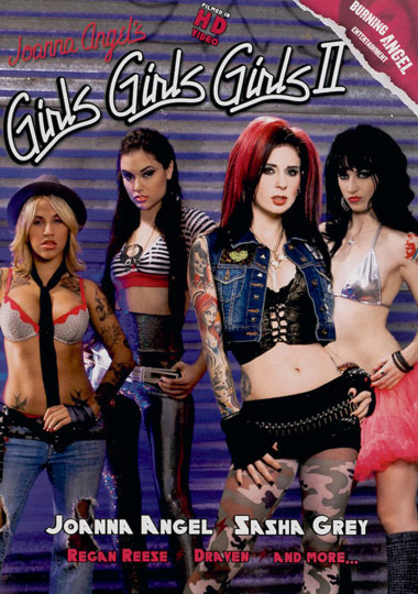 Girls Girls Girls 2 cover