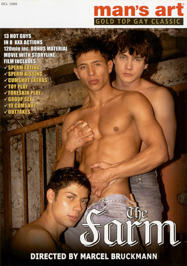The Farm Cover Front