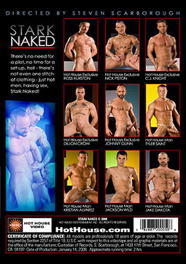 Stark Naked Cover Back