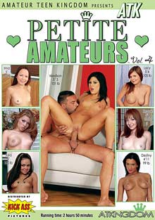 Petite Amateurs 4 cover