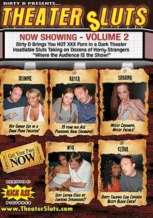Theater Sluts 2 cover
