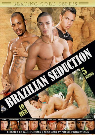 Brazilian Seduction Cover Front