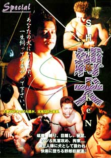 Shibaken 2 cover