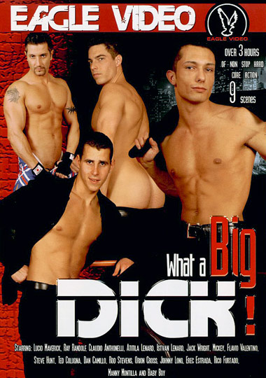 What a Big Dick Front Cover