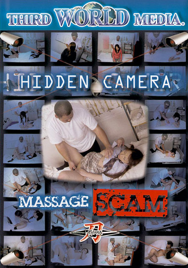 Hidden Camera Massage Scam cover