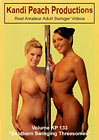 Kandi Peach Productions 133: Southern Swinging Threesomes