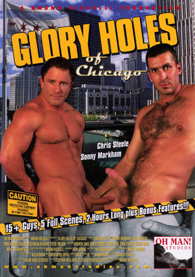 Glory Holes of Chicago Cover Front