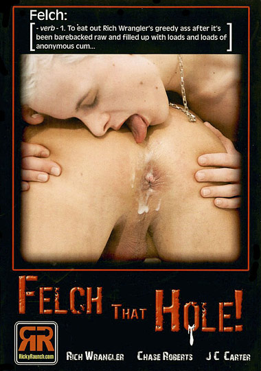 Felch That Hole Cover Front