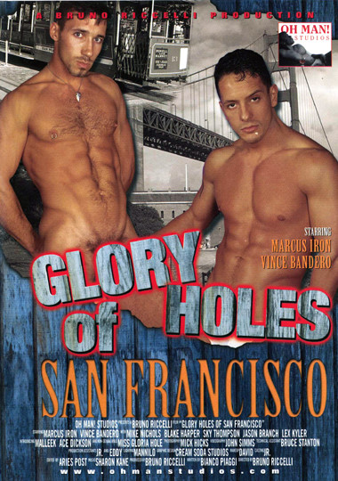 Glory Holes of San Francisco Cover Front
