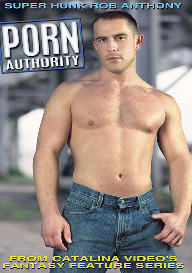 Porn Authority Cover Front