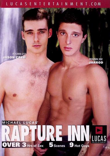 Rapture Inn Cover Front