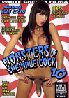 Monsters Of She Male Cock 10