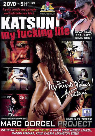 Katsuni: My Fucking Life Part 2 cover